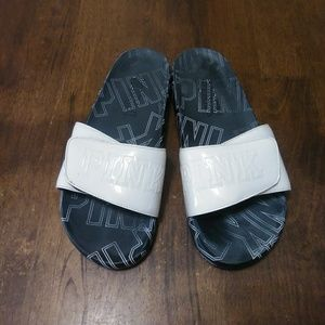 PINK Single Strap Sandal